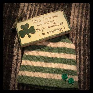 Accessories - St. Patrick's Beanie🍀🚨‼️🙏🏻